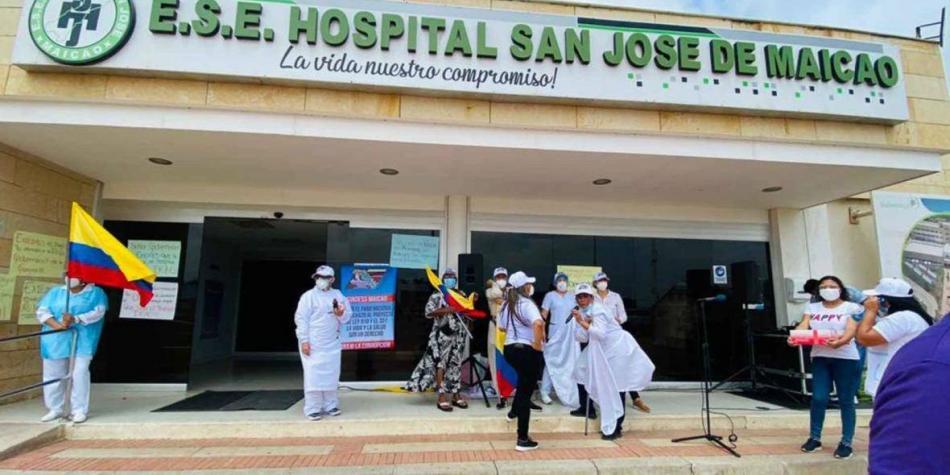 DEUDAS CON HOSPITALES