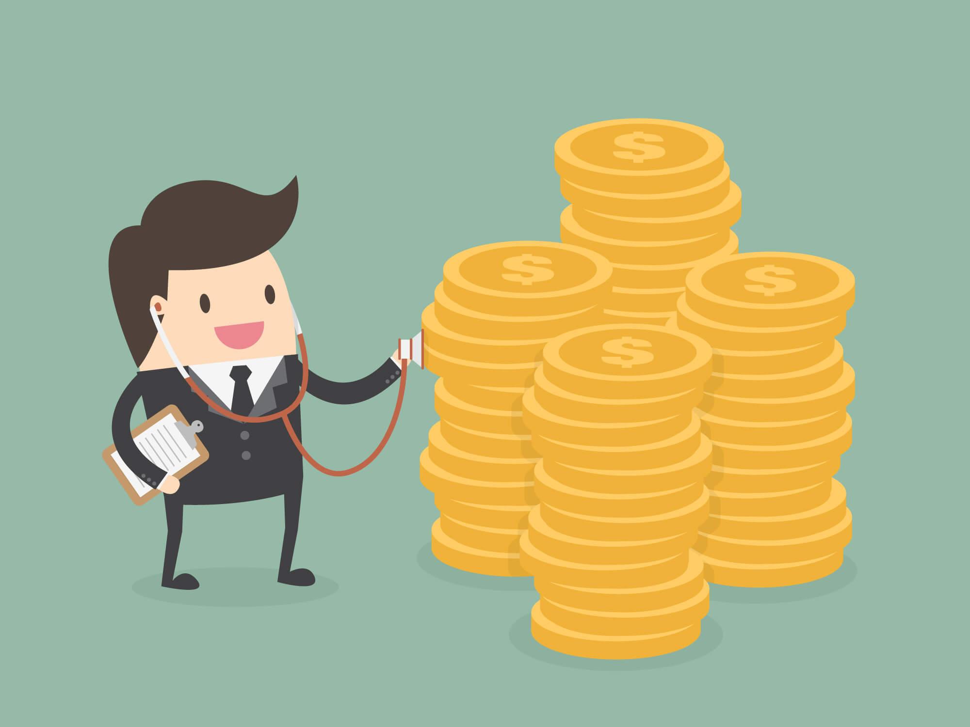 dinero y salud